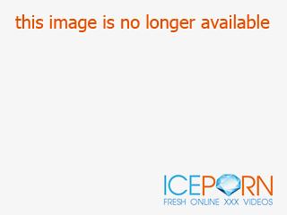 Hot Interracial Sex Between Dark Chubby Gal And White Boy