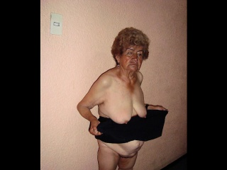 latina grannies these would be the sagging breasts you wish