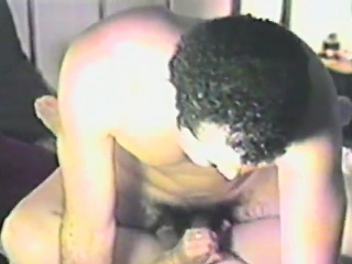 vintage homemade movie with ugly girl riding penis that is