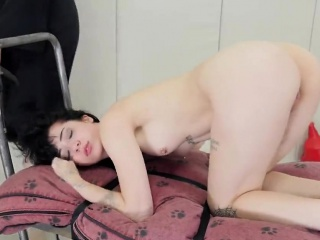 naughty nympho is brought in butt hole nuthouse for harsh th
