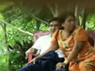 courageous desi aunty deep-throats plumbs and exterior on p