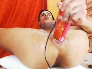 messing orgasm with ohmibod