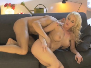amazing blonde babe christina shine gets hard anal fucking