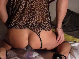 adult toy to get a crossdresser solo that is poor