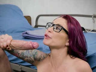 doctor monique alexander gets humped and facialized