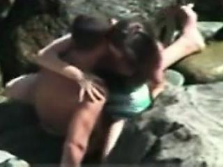 pair loved filmed while making love