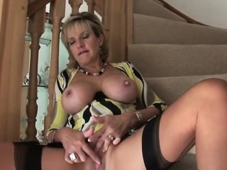 unfaithful english mature lady sonia pops out her giant natu