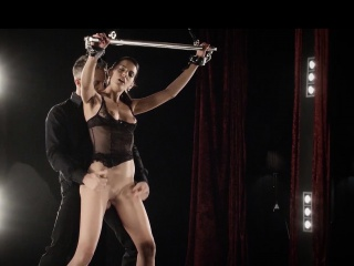 xchimera - sultry czech babe gets bound in hot fantasy fuck