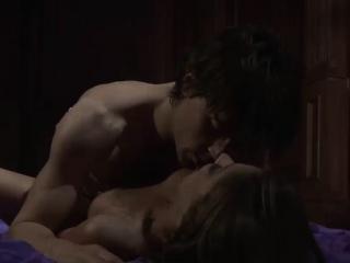 presley heart receives a sensual banging