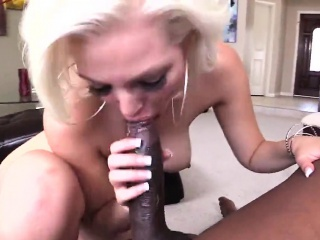 pornstar honey gets her anal fucked with ample shaft