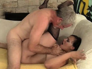 Bbw Savvanah Sucks The Thick Cock Of A Guy And Then Leads Him