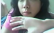Korean Slut On Webcam For Strangers