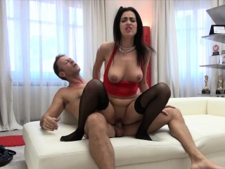 Curvy Nikky Perry Gets Her Muff Really Hard And Deep-Drilled