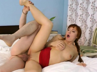 Whore Gets Cock In The Ass