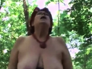 Busty Grandma Knows How To Take Care Of That Cock Loaded