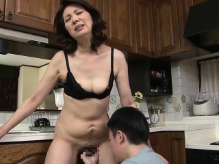 Pretty Mature Japanese Likes Young Cock Without Censorship