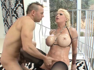 Candy Manson Gets Her Pussy Poked Hard