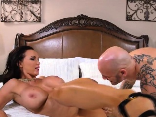 Naughty Milf With Huge Boobs Gets Fucked Hard From Behind