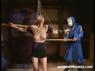 Sex Movie of Kunoichi Bondage Sex