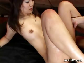 Porn Tube of Hot Young Asian Girl Gets Pussy Plowed!