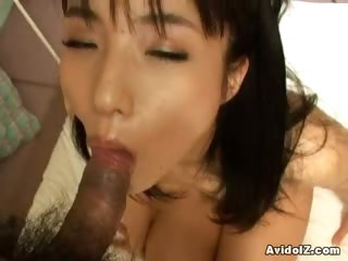 Porno Video of Hot Asian Girl Goes Down On Man's Dick Before Getting Cunt Screwed