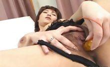 Sexy big tits Miri masturbation