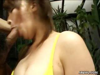 Porno Video of Busty Beauty Manami Sekino