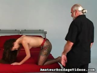 Porn Tube of Nicoles Caning