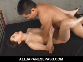 Porno Video of Hot Gangbang Action For Horny Rio Nakamura