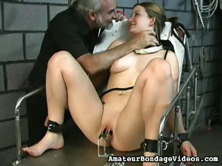 Porn Tube of Submissive Angelina Punished
