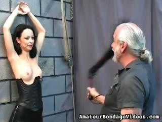 Sex Movie of Electro Bdsm Play