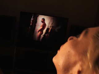 POV Spanish TV Fingering