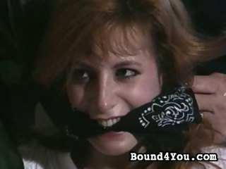 Porn Tube of Bound Pleasures