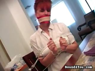 Porn Tube of Punished Mature