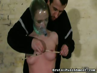 Porno Video of Rough Treatment
