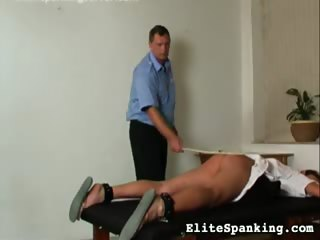 Porn Tube of Caning Katty