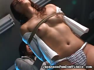 Porno Video of All Tied Up