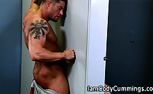 Gloryhole pornstar cock sucked
