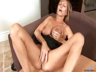 Porn Tube of Anilos Nicole Moore Sucking Huge Cock And Gets A Nice Hardcore Sex