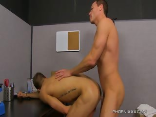 Porno Video of What The Wife Doesn't Know... - Connor Patricks And Jason Sparks
