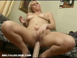 Porno Video of Armani Fucking A Brutal Dong