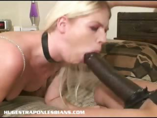Porn Tube of Jayda Having Anal Strap On Sex