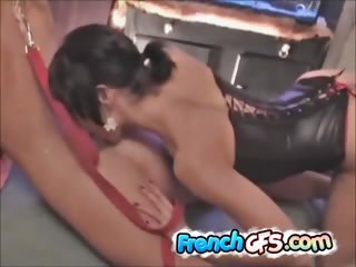 Porno Video of Kinky Teen Fetish Lesbian Plays In Bed