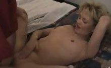 Stoney and sex-starved mom enjoys a bib cock in her anile