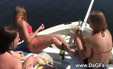 Welcome aboard of the Yacht ''Lesbos of the sea'' part 3