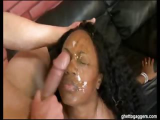 Porn Tube of Ghetto Gaggers Jayden Starr