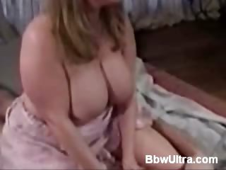 Porno Video of Cock Riding Fat Blonde Chick