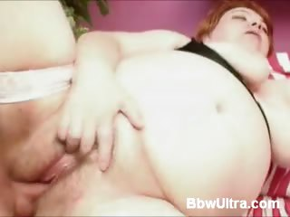 Porno Video of Cock Plugged Bbw