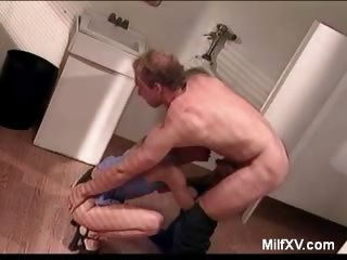 Porn Tube of Milf Wife Gives A Blowjob