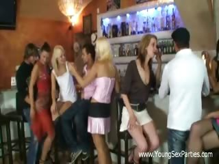 Porno Video of Real Sex Party